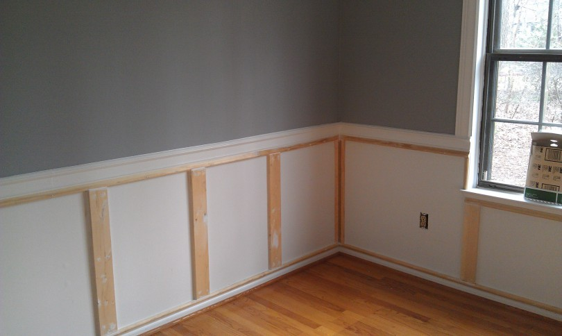 Dining Room Wainscoting Ideas